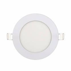 Світлодіодний світильник врізний Slim-6 6W 6400К