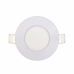Світлодіодний світильник врізний Slim-3 3W 6400K