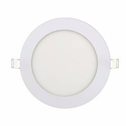 Світлодіодний світильник врізний Slim-9 9W 6400К