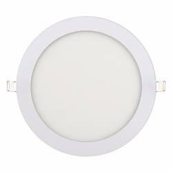 Світлодіодний світильник врізний Slim-18 18W 6400K
