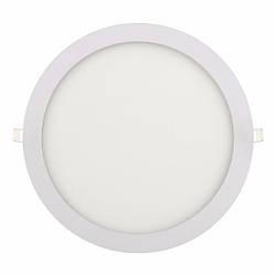 Світлодіодний світильник врізний Slim-24 24W 6400K