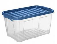 Ящик для хранения Home Box 31л Plast Team