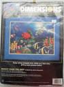 """Набор для вышивки крестом  Оригинальный набор Dimensions. 1997г."""" Красота подводного мира"""""""