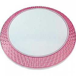 Світлодіодний світильник стельовий PHANTOM-48 рожевий