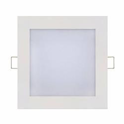 Світлодіодний світильник врізний Slim/Sq-15 15W 2700K