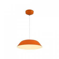 Светильник подвесной  PRIZMA оранжевой