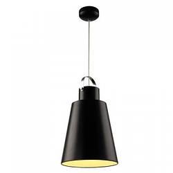 Светильник подвесной  NOVA Е27 черный