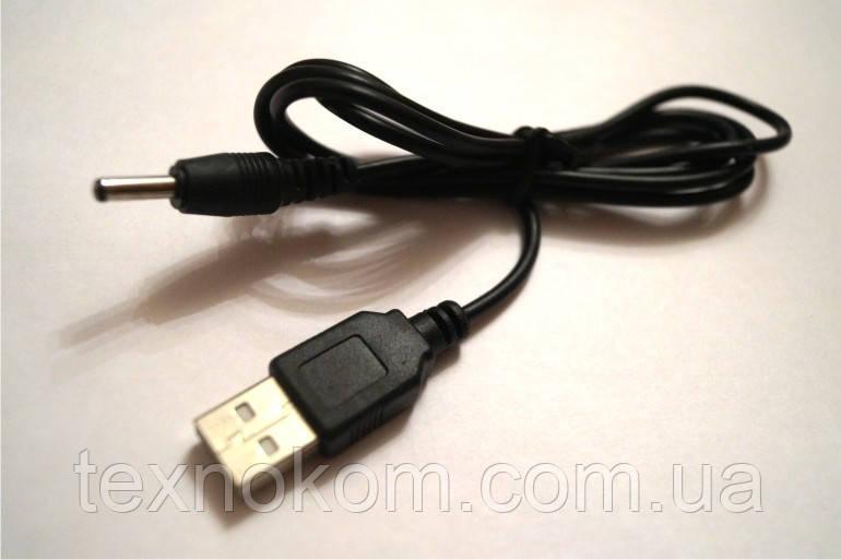 Кабель штекер USB на штекер 3.5-1.4-11.0