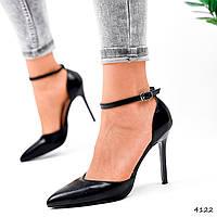 Туфлі жіночі Imany чорні 4122