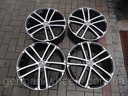 """Комплект оригинальных 18"""" дисков для Volkswagen GOLF VII R LINE, GTI"""