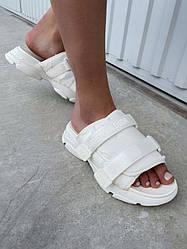 Dior Slippers White