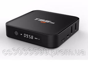 Медіа плеєр OTT TV Т95М-1G UHD 4K / IPTV, Amlogic Ѕ905х, Android 6.0., 1G DDR3, 8G NAND, UHD 4K2K, 3D, Wi-Fi