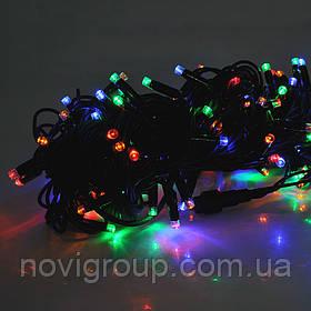 Гірлянда бахромою 160 LED Red / Green / Blue / Yellow, вулична 10м