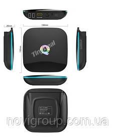 Медіа плеєр OTT TV Q-BOX-16G UHD 4K/IPTV, Amlogic S905, Android 5.1., 2G DDR3, 16G NAND, UHD 4K2K, 3D, Wi-Fi