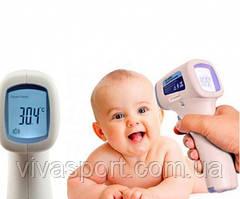 Бесконтактный инфракрасный термометр, пирометр UKC BIT-220 (Градусник Бит 220)