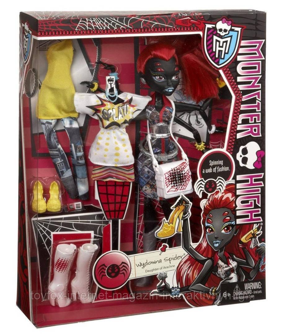 Ляльки Монстер Хай Я Люблю Моду! - Monster High I Love Fashion!