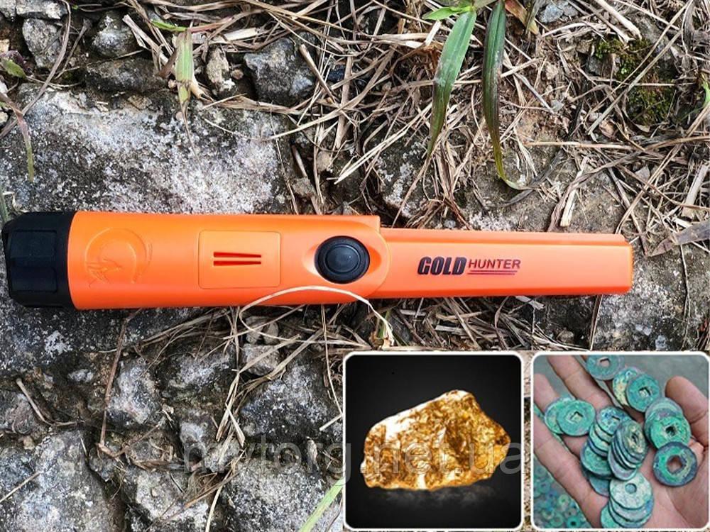 Пинпоинтер металлоискатель Gold Hunter TM подводный