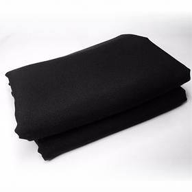 Фон студійний для фото,(тканинний 2.8 м.×3.0 м) Чорний