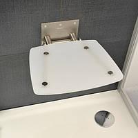 Сидение для ванной комнаты Ravak Ovo B opal B8F0000016