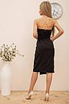 Платье цвет черный размер 44 SKL87-301891, фото 3