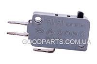 Микро-переключатель для СВЧ-печи (три контакта) 3405-001032