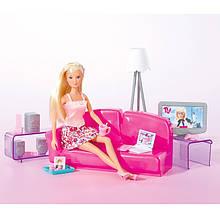 Лялька Штеффі в вітальні Steffi Love Simba 5730408