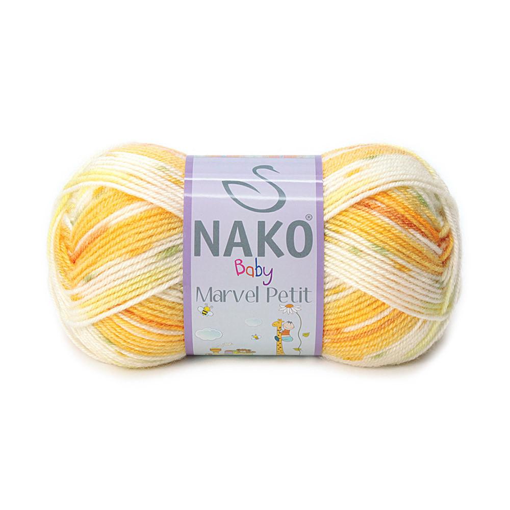 Nako Baby Marvel Petit №81135