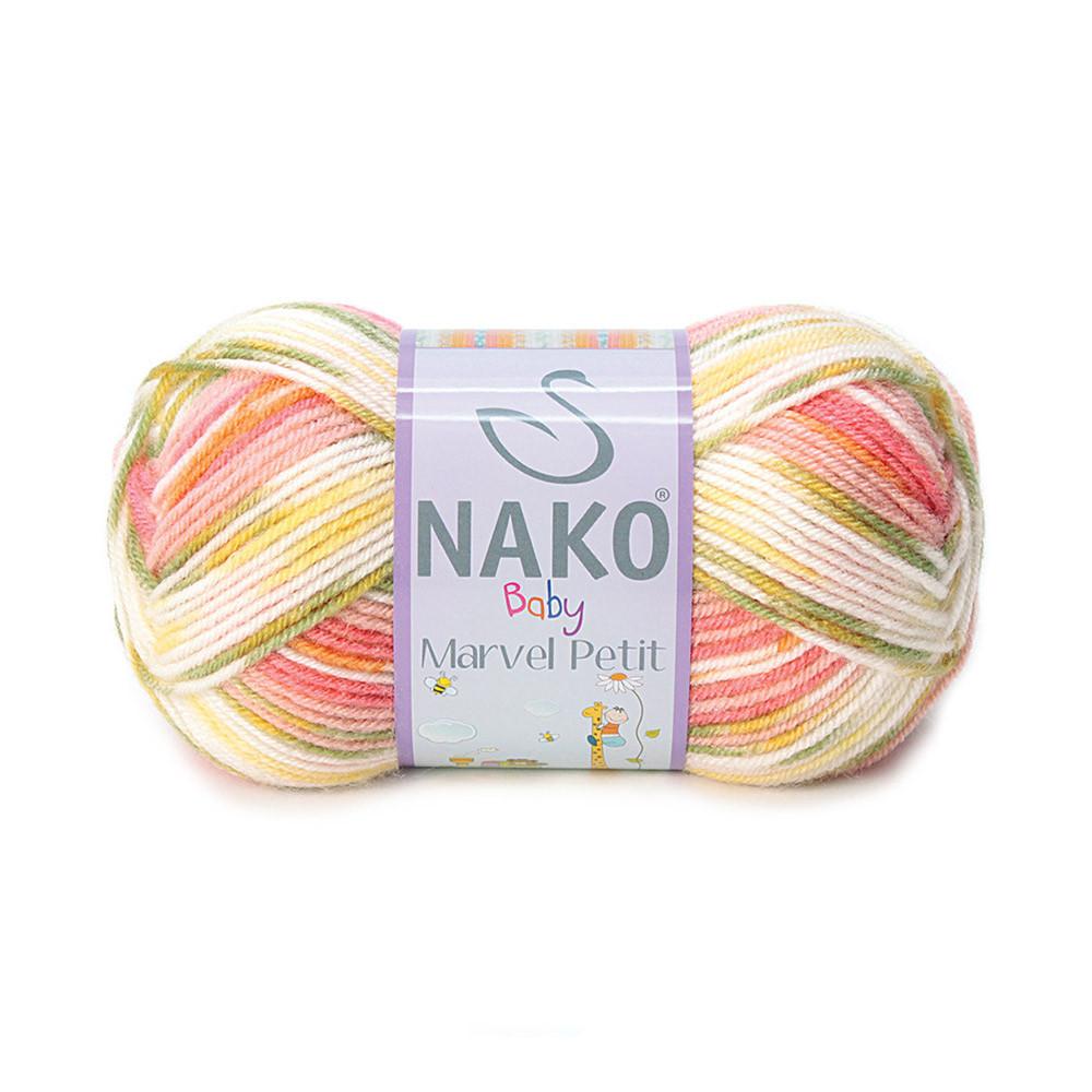 Nako Baby Marvel Petit №81136