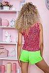Майка жіноча колір рожевий розмір XS SKL87-301081, фото 4