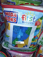 Конструктор Mega Bloks  серия First  builders  60д., фото 1