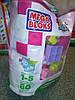 Конструктор Mega Bloks  серия First  builders 80 шт