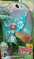 Кукла зимняя Фея (faerie )  Disney Незабудка