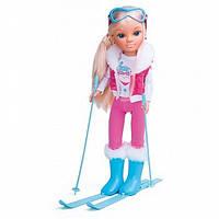 "Кукла Нэнси - спортсменка ""Лыжница"" Nency Famosa Италия , фото 1"