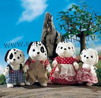 """Детский игровой набор Sylvanian Families """"Семья Далматинов"""", фото 1"""