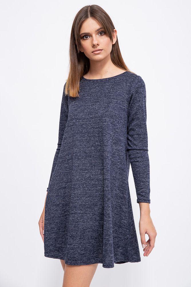 Сукня колір темно-синій розмір 44 SKL87-301666
