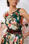 Платье цвет зелено-коричневый размер M SKL87-301677, фото 5
