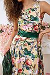 Платье цвет золотисто-зеленый размер S SKL87-301680, фото 5