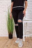 Cпортивный костюм для женщин цвет черный размер M SKL87-297559, фото 5