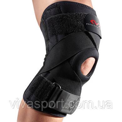 Неопреновый защитный наколенник, фиксатор колена Knee Support With Stays