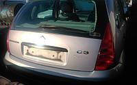 Крышка багажника Citroen C3 / Ситроен С3
