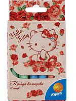 Набор цветных мелков для рисования из 12 шт.  - Hello Kitty