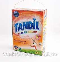 Порошок Тандил для стирки цветных и сильно загрязненных вещей Tandil Color Classic 5.2 кг