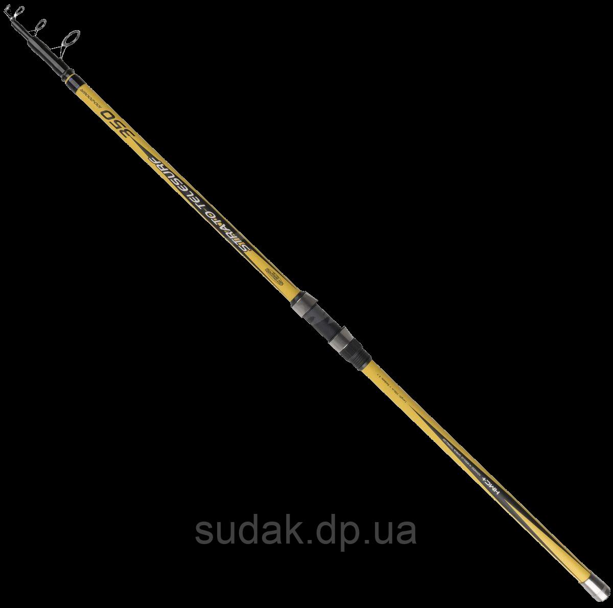 Вудилище серфове Ron Thompson Strato Tele Surf 13'/3.90 m 100-200g 4sec.