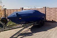 Тент на лодку. Только качественный полиэстер или Cordura для долговечного использования