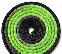 Скакалка 3m Pastorelli mod. New Orleans col. Green-Black FIG