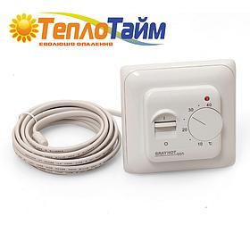 Терморегулятор с ручным управлением RTC 70.26 с термодатчиком на кабеле (3м)