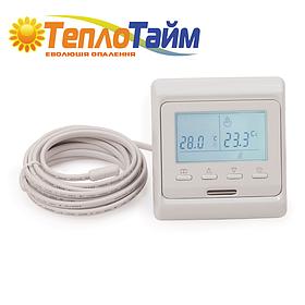 Электрон. Термостат (терморегулятор) M 6.716 с термодатчиком на кабеле (3м)