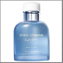 Dolce & Gabbana Light Blue Beauty of Capri туалетная вода 125 ml. (Тестер Дольче Габбана Бьюти Оф Капри)