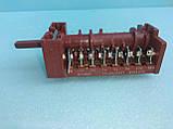 Переключатель 870801 для электроплит Ардо Беко Ханса 7-ми позиционный производство Испания Barcelona, фото 5