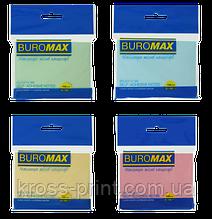 Бумага с липким слоем 102х76 100л ассорти ВМ 2313-99 12/144шт/уп